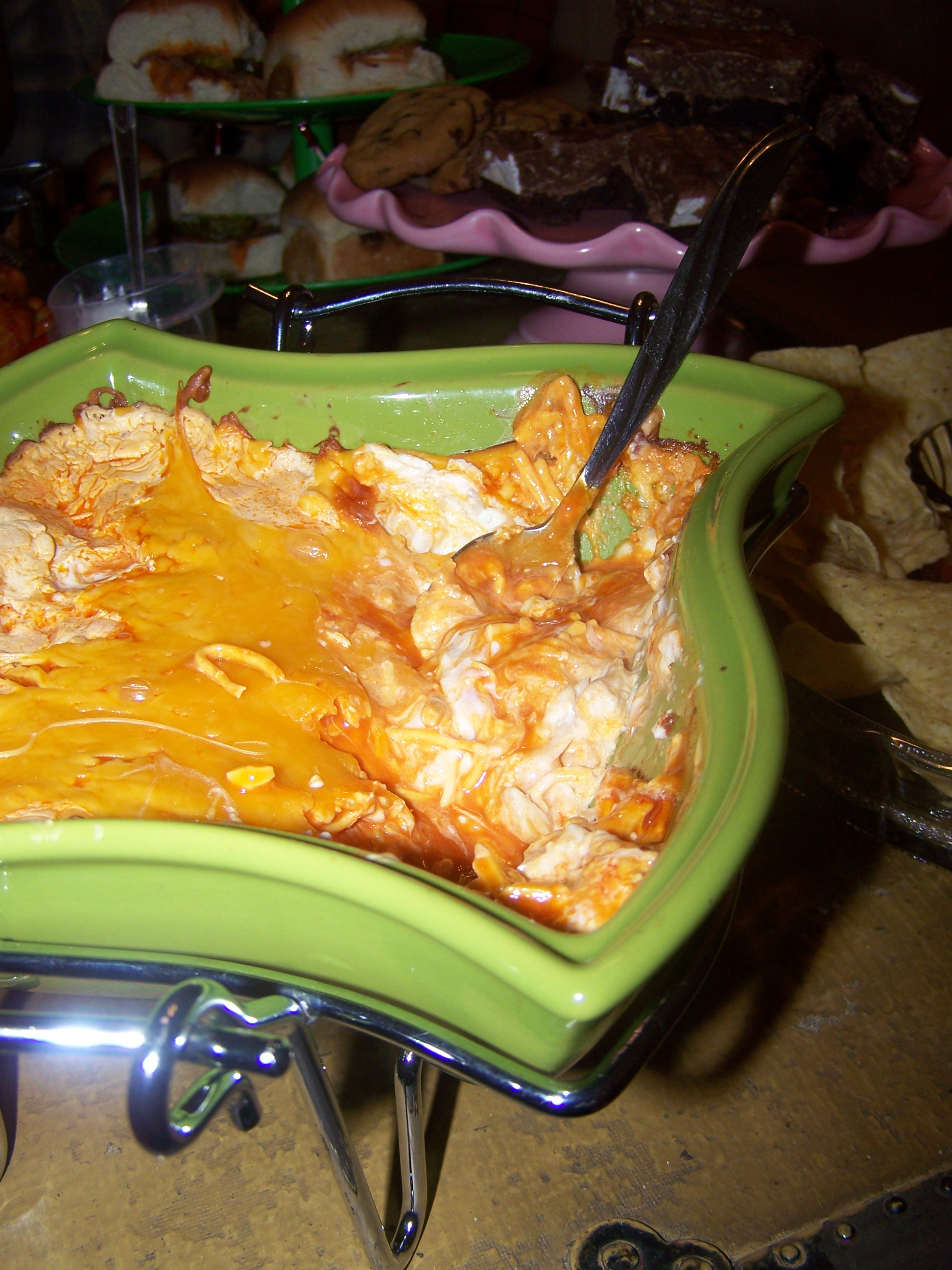 The Buffalo Chicken Dip That Never Disappoints