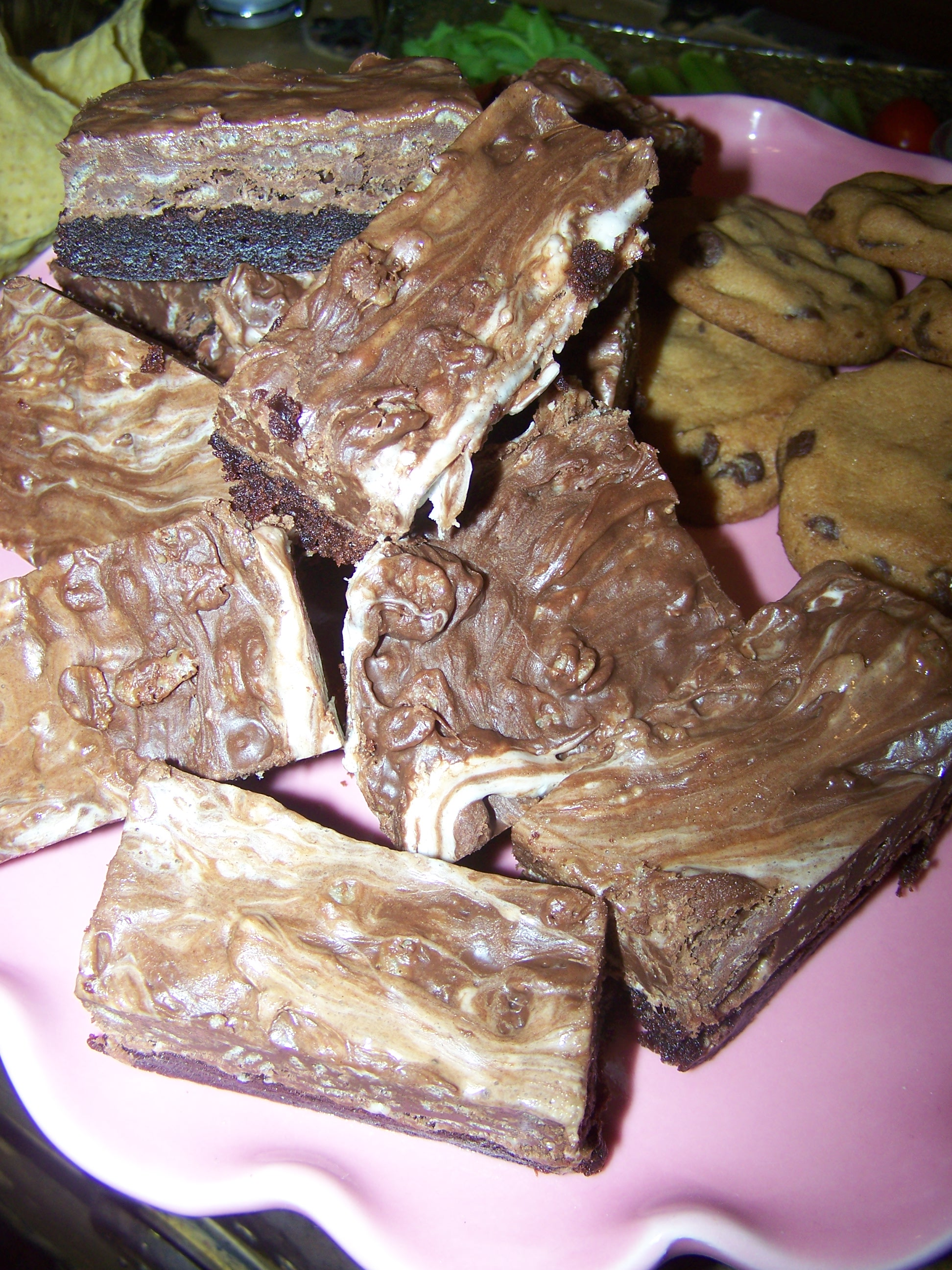 Brownie Mallow Bars That Make You Go MMMM - Better homes and gardens brownie recipe
