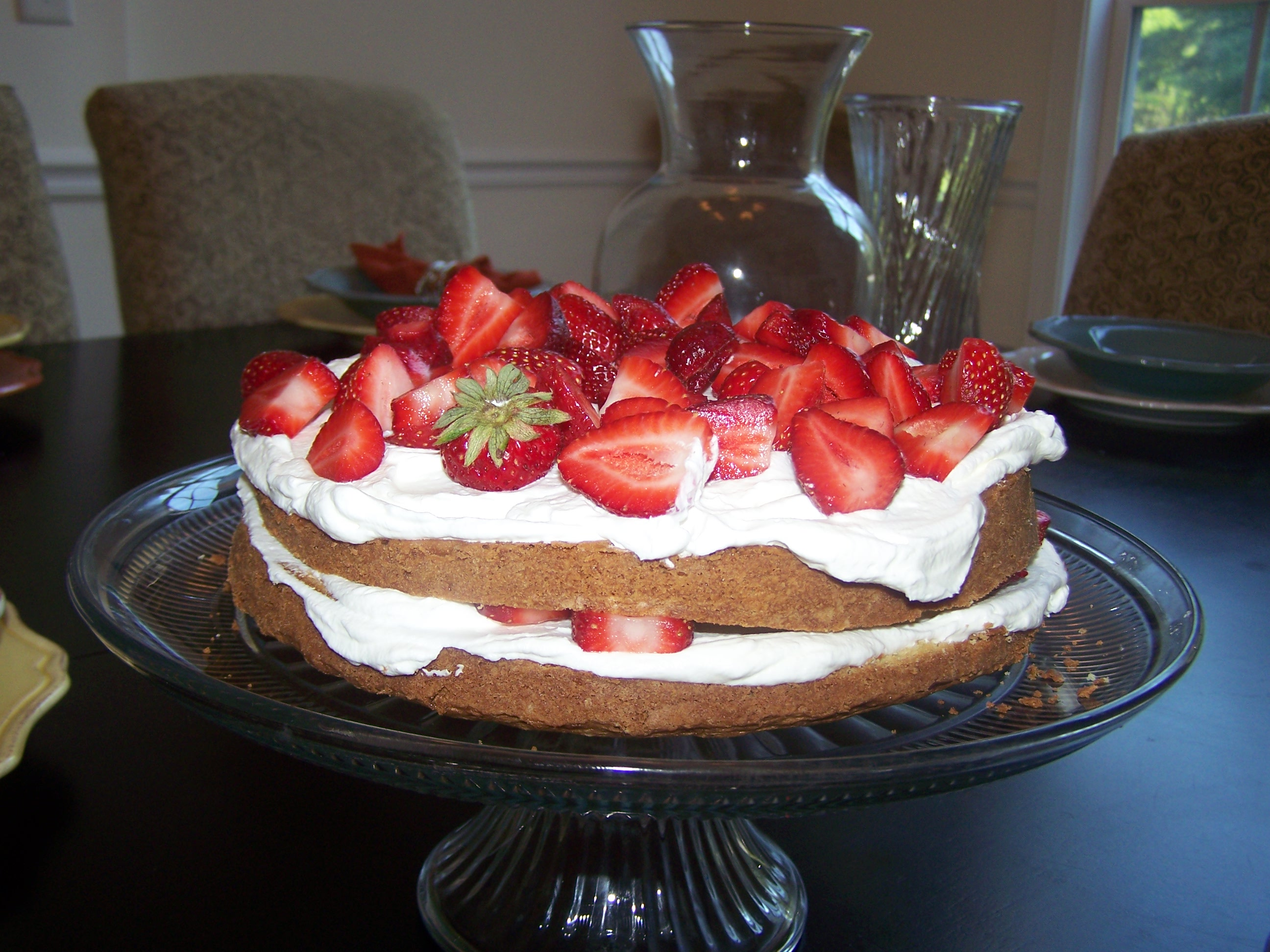 Farmers Market Fun And One Souped Up Strawberry Shortcake