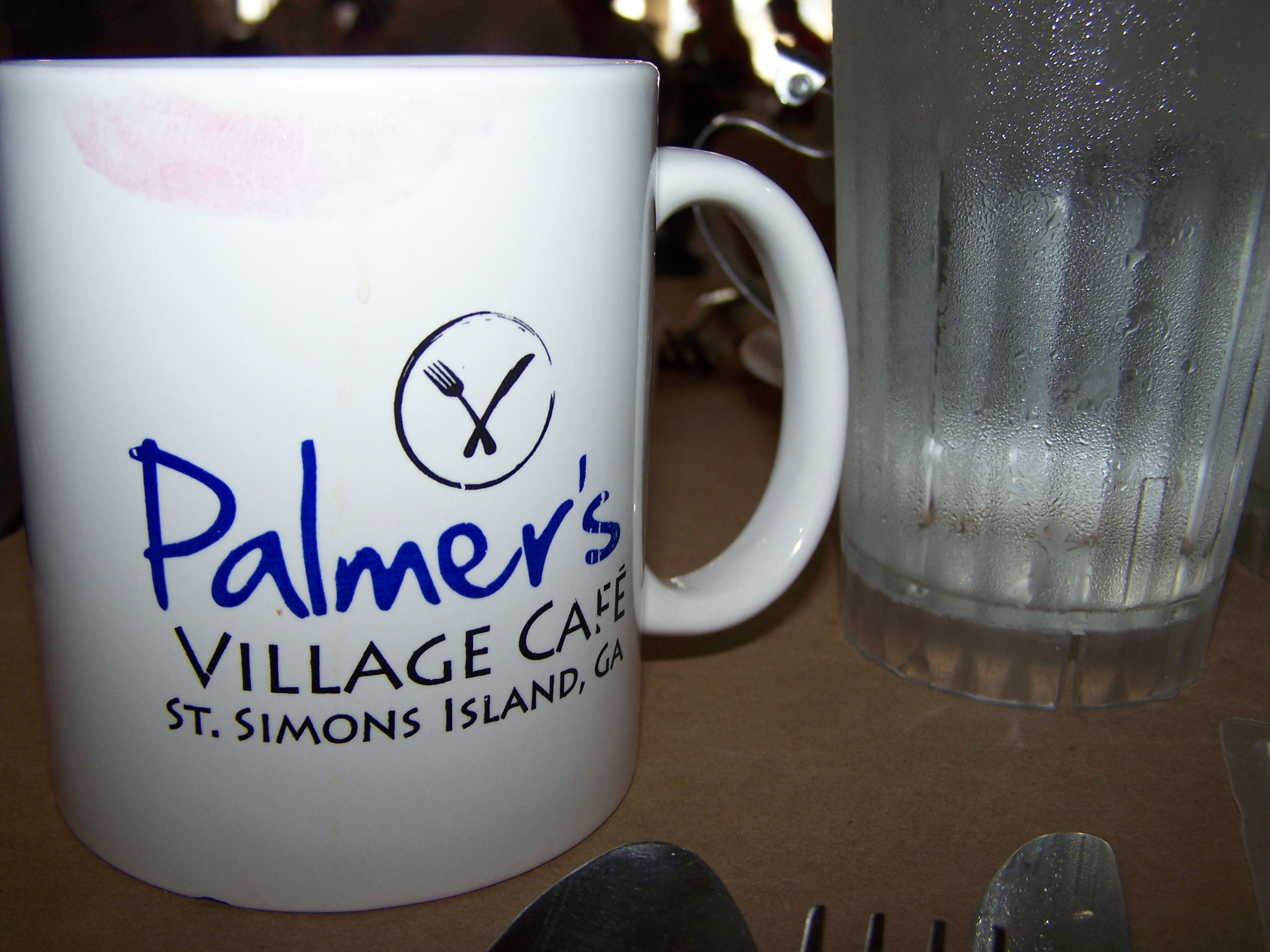 Start the Day at Palmer's Village Cafe