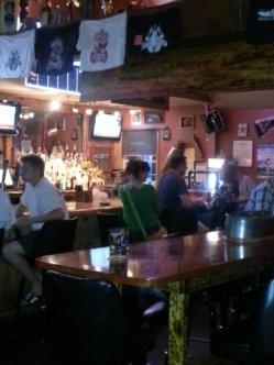 Grab a drink at the bar!