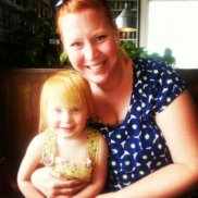 A lunch date with my friend Jennifer, and her sweet baby Lily.