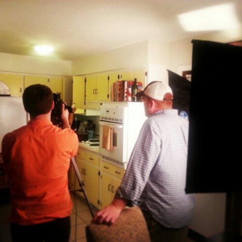 The best camera crew ever!