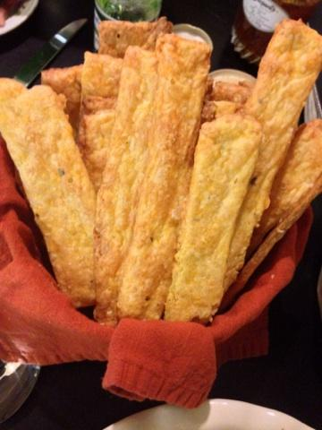 Southern Living's Spicy Cheese Straws