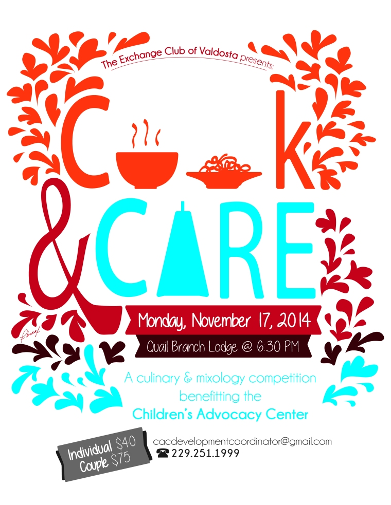 Cook & Care flyer