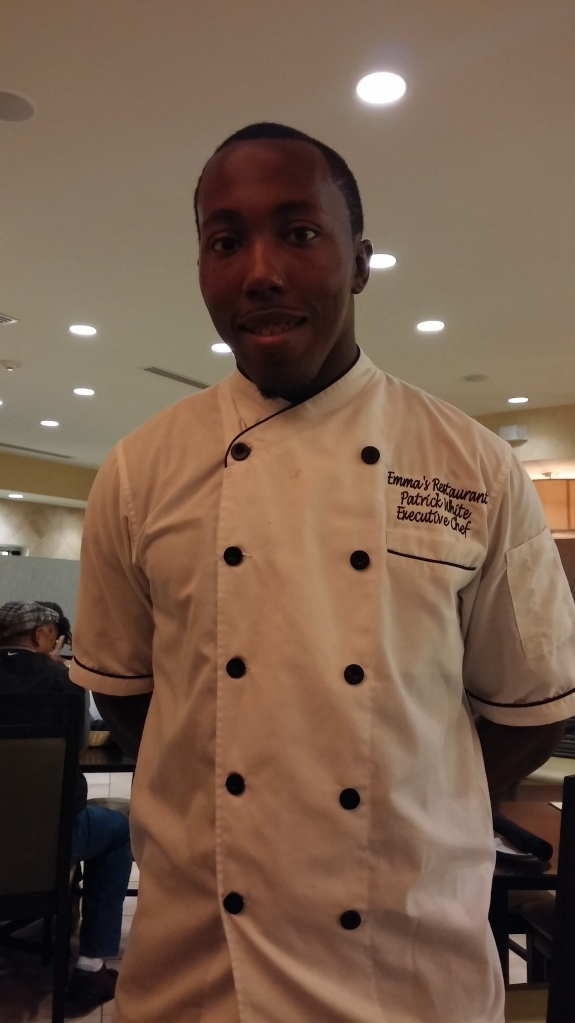 Executive Chef Patrick White