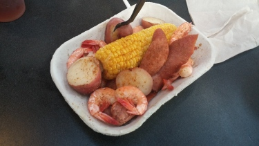 Frogmore Stew (also known as a Lowcountry Boil) - $12