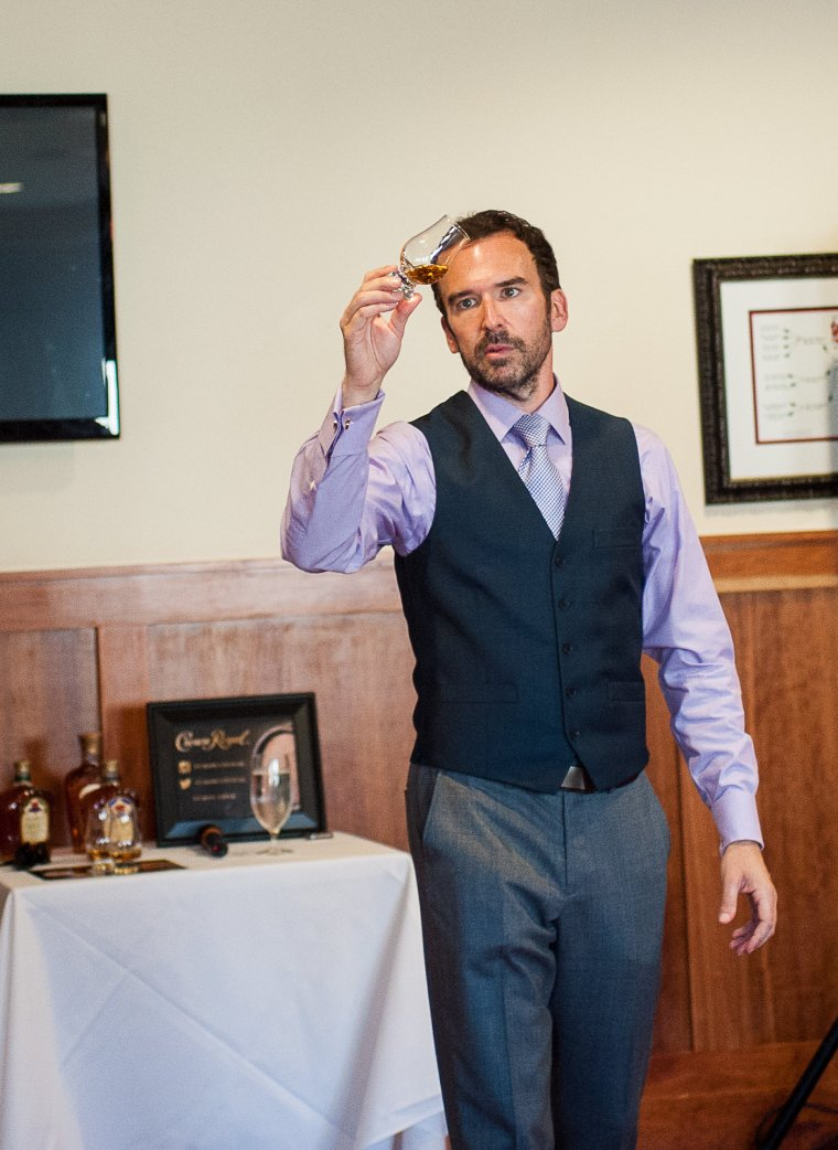 Master of Whiskey Stephen Wilson teaches us how to sniff and taste the libation for its full pleasure.