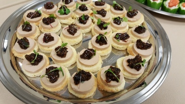 Duck Liver Pate with Black Fig Jam