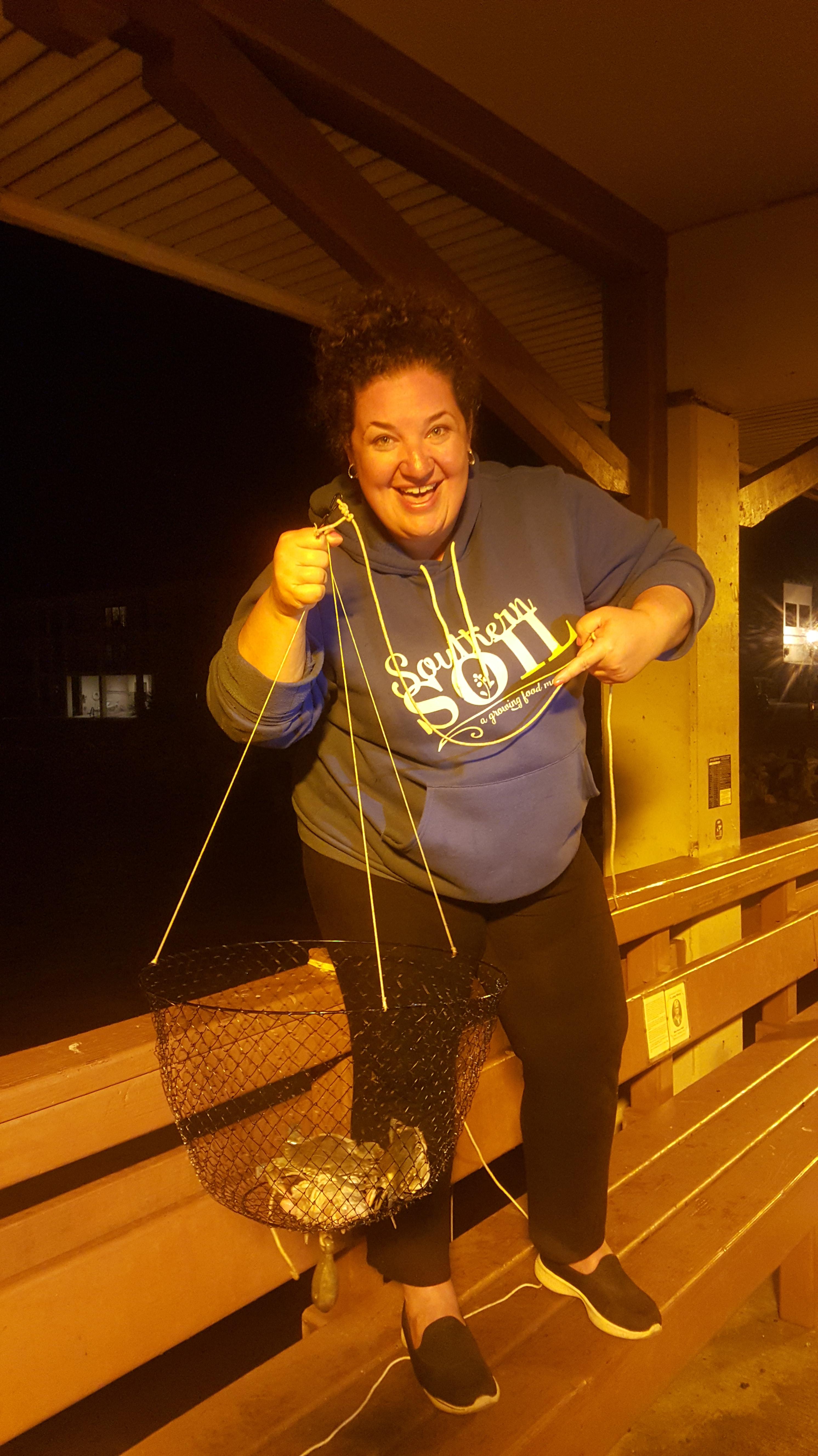 Aunt Adela's Cold Georgia Blue Crab Dip
